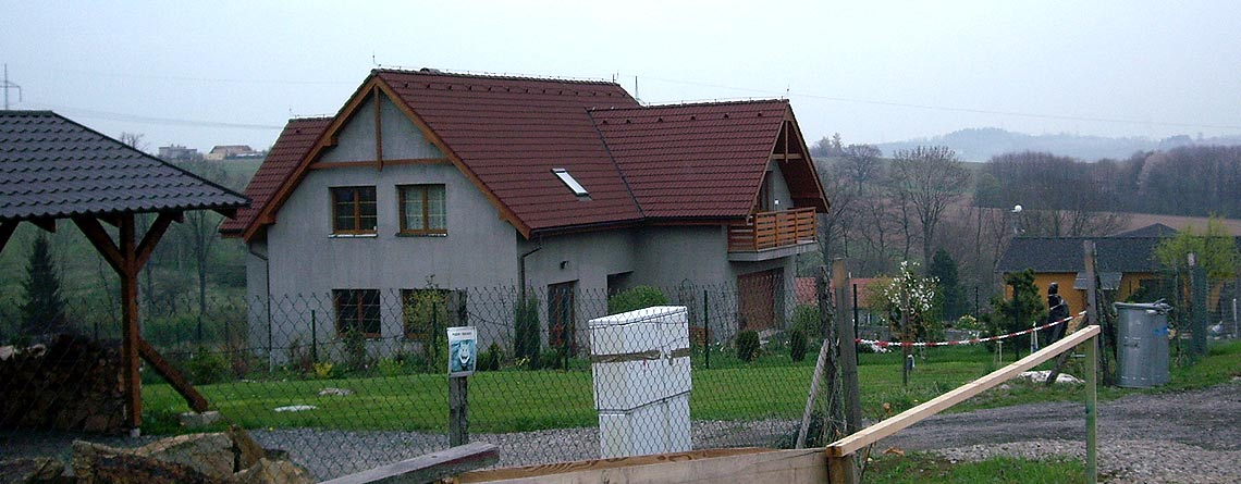Novostavba Bludovice
